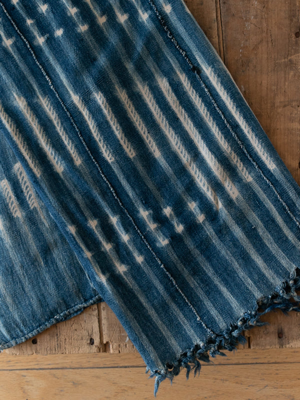 Shibori Print African Mud Cloth