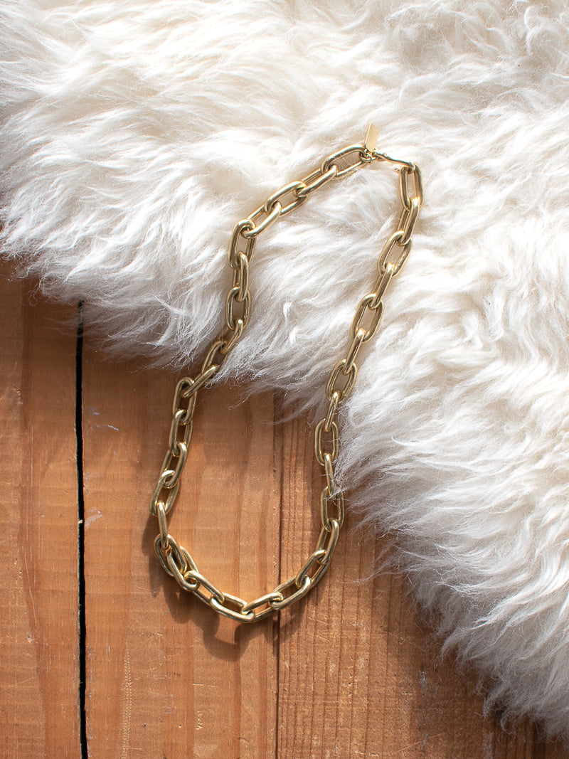 Berat Chunky Chain Necklace - Arrives 2/1