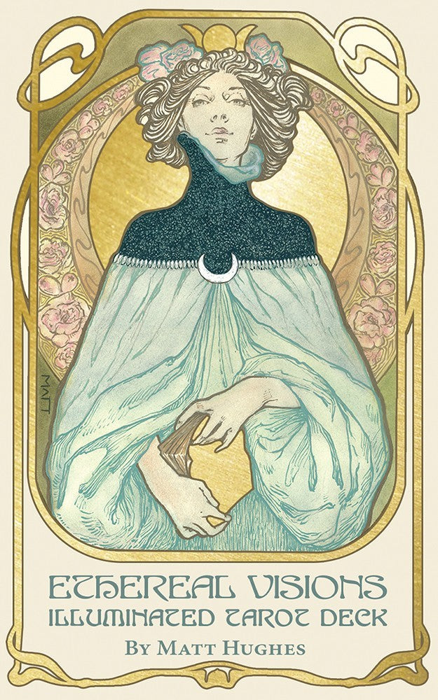 Ethereal Visions Tarot Card Deck by Matt Hughs - ON BACKORDER