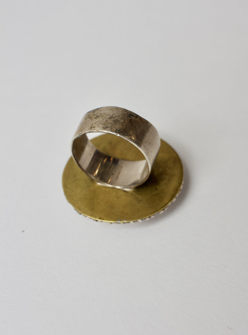 Vintage Statement Ring Size 9
