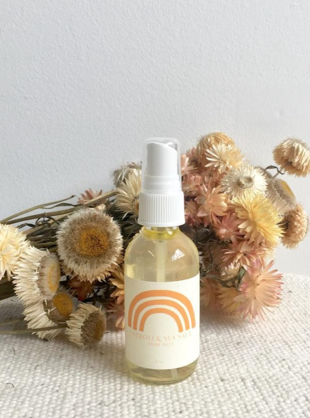 Neroli and Sea Salt Hair Mist