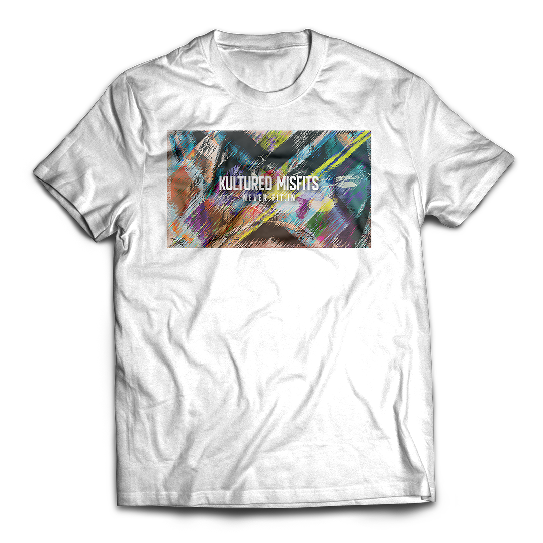 Color Outside The Lines Tee