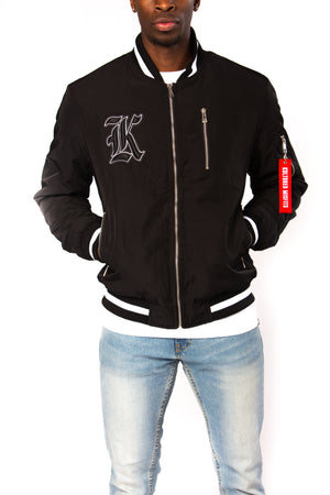 Kultured Bomber Jacket