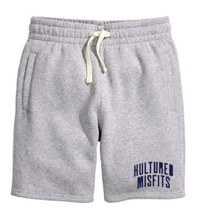 Kultured Misfits Original Sweatshorts