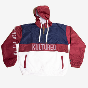 Kultured Misfits Windbreaker