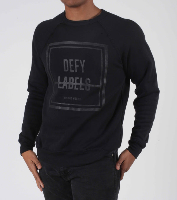 Defy Labels Crewneck