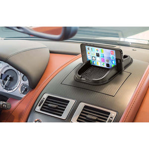 Car Accessory Rubber Sticky Pad Dash Mount Holder for Mobile Phone Smartphone