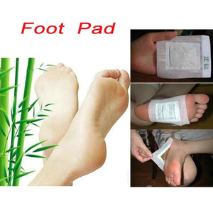 10 Pcs Cleansing Detox Foot Adhesive Pad for Healthy Life