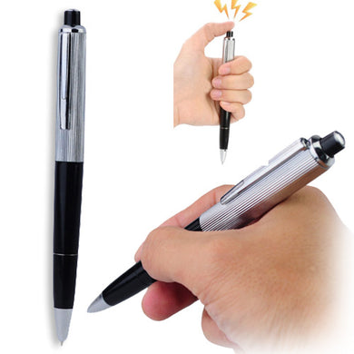 Safety Electric Amazing Shocking Pen Funny Toy