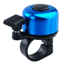 Metal Ring Handlebar Bell Sound Alarm for Bike Bicycle - Color Random