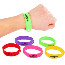 Pure Natural GREEN LUCK Camping Mosquito Repellent Bracelet-Color random