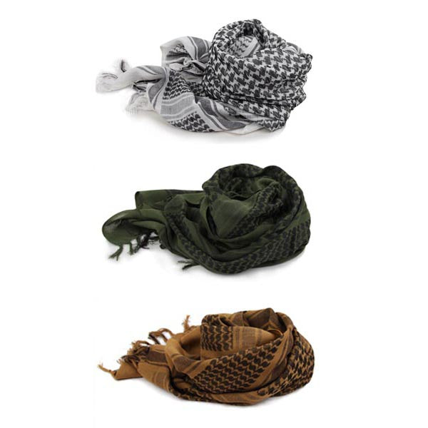 Military Windproof Outdoor Shemagh Scarf US Army Arab Scarf Mask