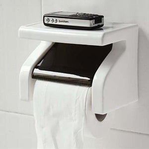 Toilet Paper Holder Super Strong Waterproof in Bathroom Set Roll of Toilet Paper Racks Tissue Holder