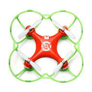 Cheerson CX-10 Wltoys V676 RC Quadcopter Spare Parts Protection Cover - Green/White