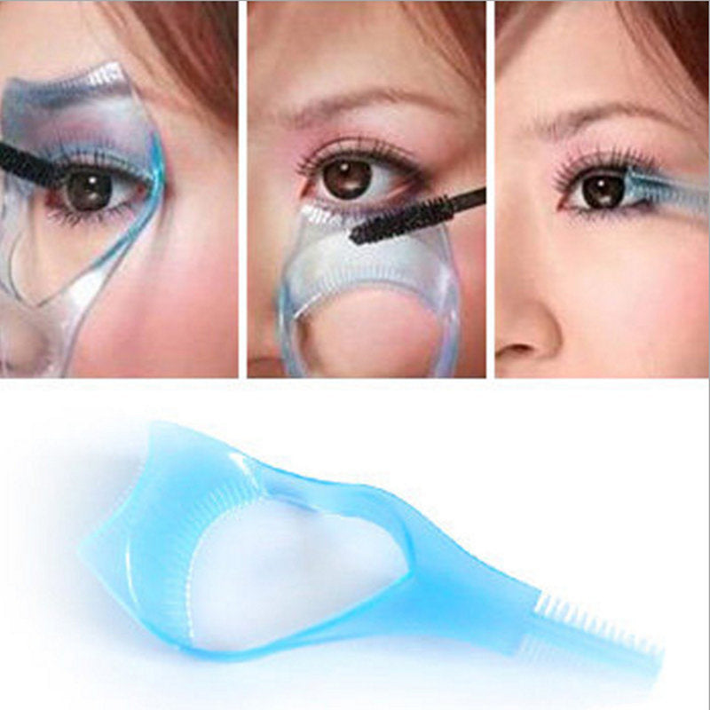 New Multi Function Making Up Tools Eyelash Assistant Applicator Color Random