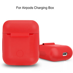 AirPods Case Protective Silicone Cover and Skin for Apple Airpods Charging Case