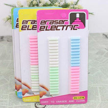 40 pcs Eraser Refills 5*15mm for Electrical Pencil Rubber