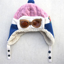 Cool Winter Hat For Baby Pilot Style Caps For Kids Fits for 10-48 Months