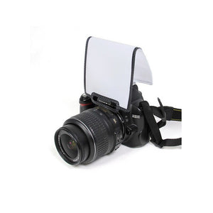 1 Pc Digital Camera Pop-Up Flash Diffuser DSLR Soft Screen For Nikon Canon
