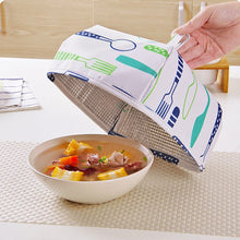 1Pcs Creative Large Foldable Insulated Food Cover With Aluminum Foil Food Insulation Cover Table Cover Insulation Cover Home&Kitchen  Accessories