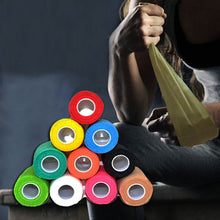 Colorful Bandage Wrist Ankle Kneepad Waist Sports Pets Manicure Multi-function Tape