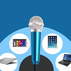 Mini Mobile Phone Microphone Cell Phone Recording Small Android iPhone Microphone