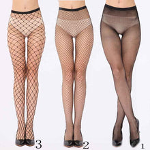 Summer Black Sexy Mesh Fishing Nets Pantyhose Silk Stockings