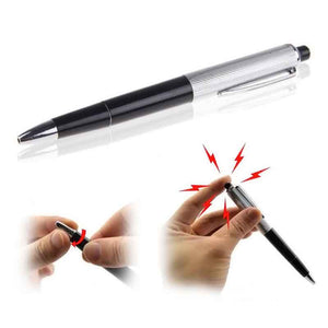April Fools' Day Funny Toys Electric Writing Pen Joke Prank Trick Gift