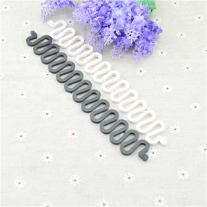 Fashion French Pretty Hair Braiding Tool Roller With Magic Hair Twist Styling Bun Maker Headband Hair Clip