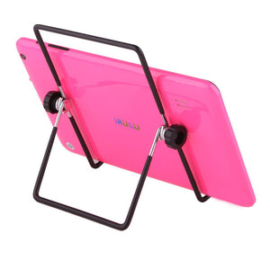 New UniversalPortable Foldable Adjustable Desktop Mobile Cell Phone Stand Holder for IPad Tablet Lazy Bedside Computer Stand