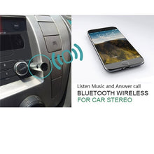Mini Bluetooth V4.1 Music Receiver Adapter 3.5mm Audio Smart Wireless Car Kit for Home Speaker Headphones Computer