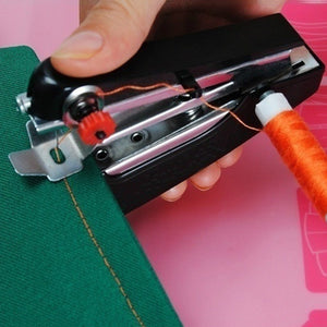 Portable Handheld Sewing Machine Mini Multifunctional Handy Stitch