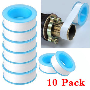 Home Tool PTFE Plumber Fitting Thread Seal Tape For Water Pipe Faucet