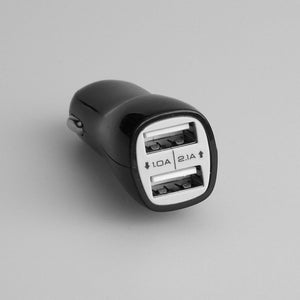 Double USB Car Charger Charger Smart Car Universal 2.1A Dual Car Charge