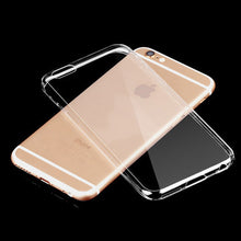 Shockproof 360 TPU Silicone Protection Transparent Clear Case Cover For Apple IPhone 6 6s 6plus 6splus 7 7plus