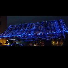 6 Meters Wide LED Curtain String Lights Waterfall Light for Decoration(220V)