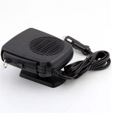 Auto Car Auto Vehicle Portable Dryer Heater Heating Cooler Fan Demister Defroster 2 in 1 Warm/Hot Cold 12V 200W
