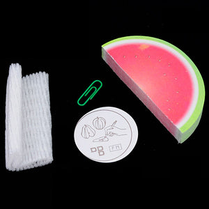 Watermelon Writing Memo Pad Paper Notepads Sticky Desk Note
