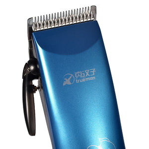 Brand New Electronic Razor Animal Hair Clipper Shaving Removal for Pets - Blue
