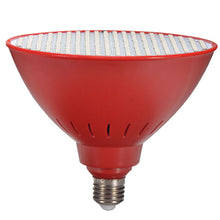E27 65W 6000LM 3528 SMD 500-LED Spot Lamp Red & Blue Light Greenhouse Plant Growth Bulb Light - White / Red (85-265V)