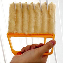 Blinds Cleaning Brush Window Air Conditioner Duster Dirt Clean Cleaner Vertical Window Blinds Brush Cleaner