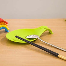 Kitchen Silicone Spoon Fork Mat Rest and Essential For Your Cookware and Bakeware Collection