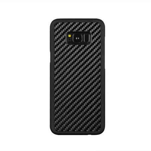 Samsung Galaxy S8 Plus Carbon Fiber Phone Case - Carbon Fiber Junkie