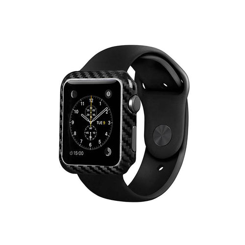 Carbon Fiber Apple Watch Case - Series 2 / Series 3 - Carbon Fiber Junkie