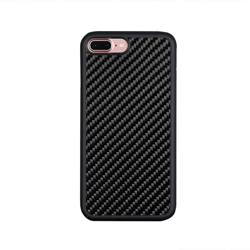iPhone 7 & 8 Plus Carbon Fiber Phone Case - Carbon Fiber Junkie