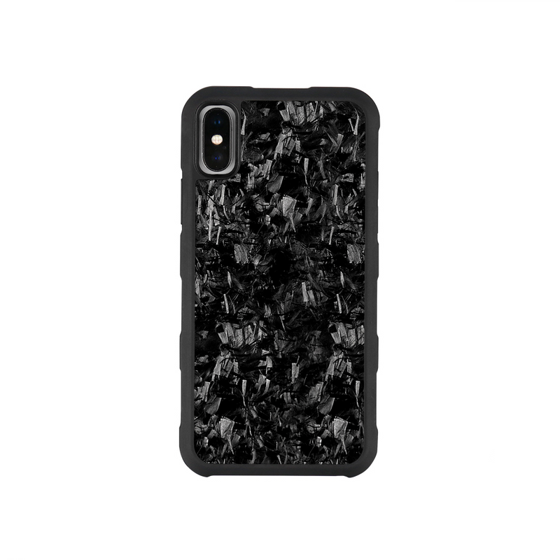 iPhone X Carbon Fiber Phone Case - Forged - Carbon Fiber Junkie