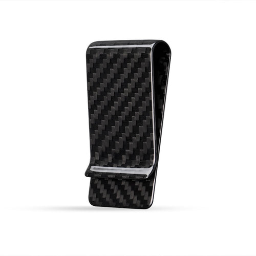 Carbon Fiber Money Clip - Carbon Fiber Junkie