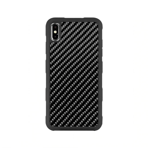 iPhone XR Carbon Fiber Phone Case - Carbon Fiber Junkie