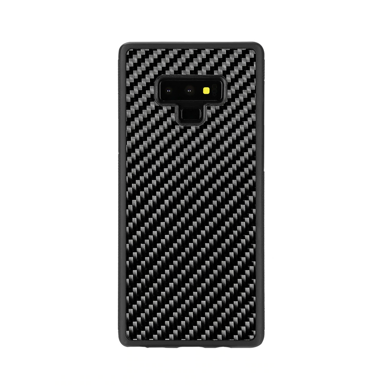 Samsung Galaxy Note 9 Carbon Fiber Phone Case - Carbon Fiber Junkie