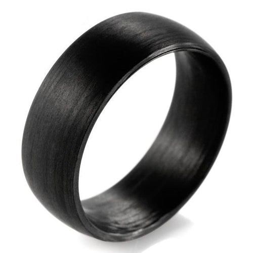Wrapped Carbon Fiber Ring - Carbon Fiber Junkie